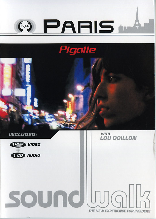 SOUNDWALK PIGALLE ANGL - DVD