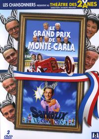 LES CHANSONNIERS - DVD  SARKOZIC&LE GRD PRIX