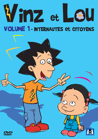 VINZ ET LOU - DVD