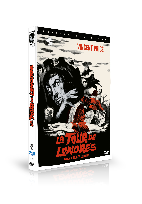 LA TOUR DE LONDRES 1962 - DVD