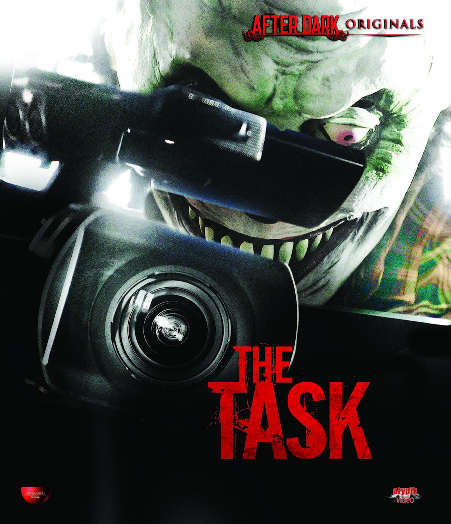 THE TASK BLU RAY