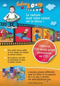 DVD DONT L'ENFANT EST LE HEROS - DVD