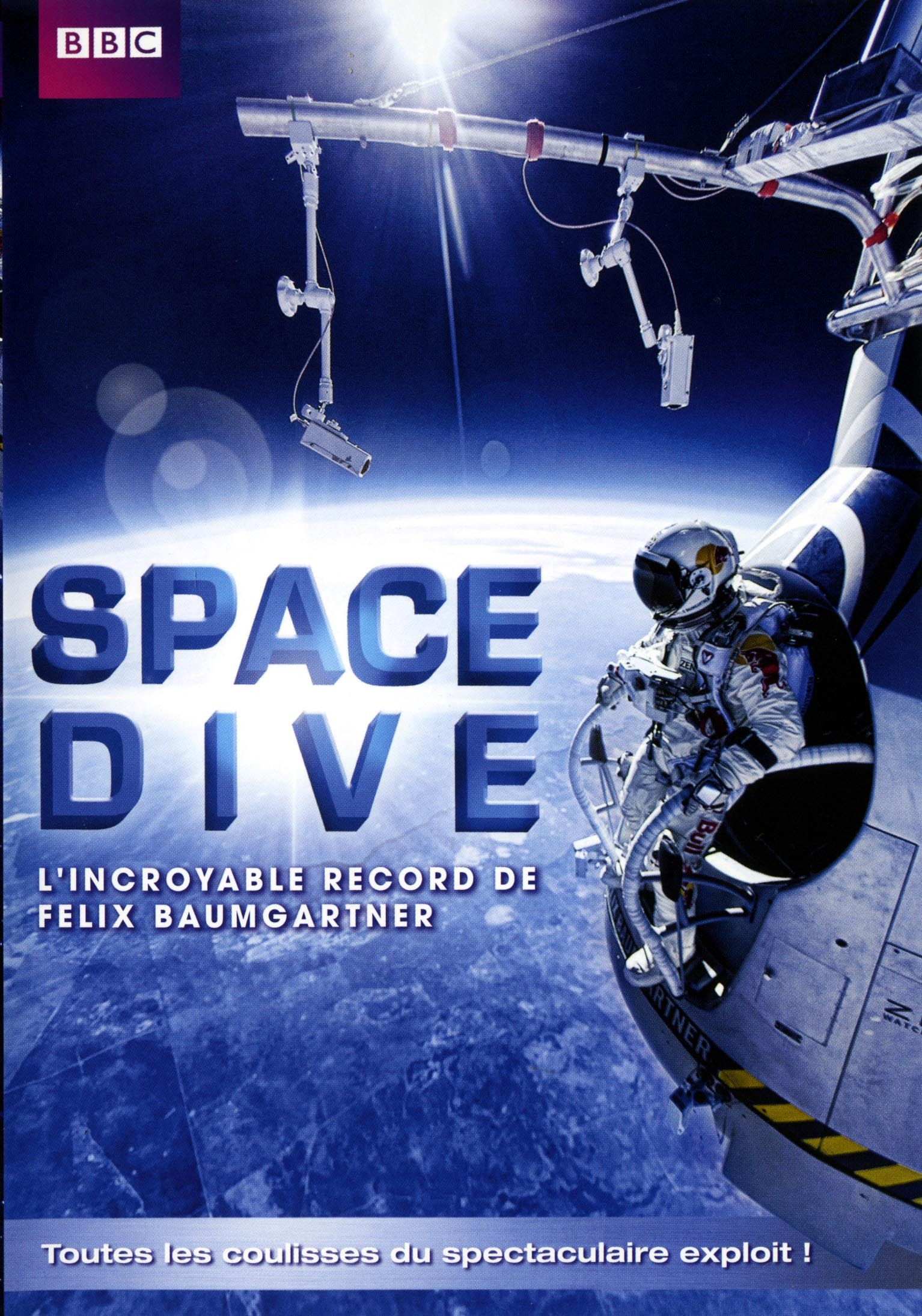 SPACE DIVE - DVD