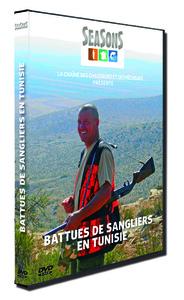 BATTUES DE SANGLIERS EN TUNISIE - DVD