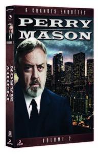 PERRY MASON V2 - 3 DVD