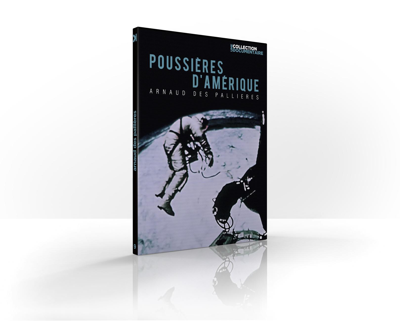 POUSSIERE D'AMERIQUE - DVD