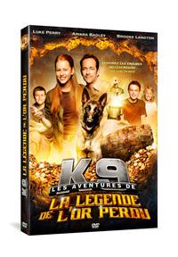 AVENTURES DE K9 (LES) LA LEGENDE DE L'OR PERDU - DVD