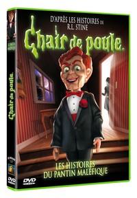 HISTOIRES DU PANTIN MALEFIQUE (LES) - DVD