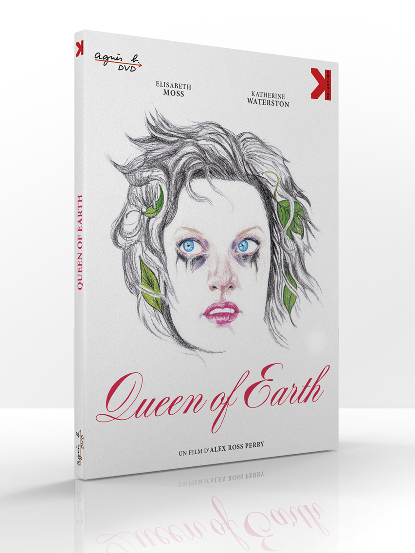 QUEEN OF EARTH - DVD