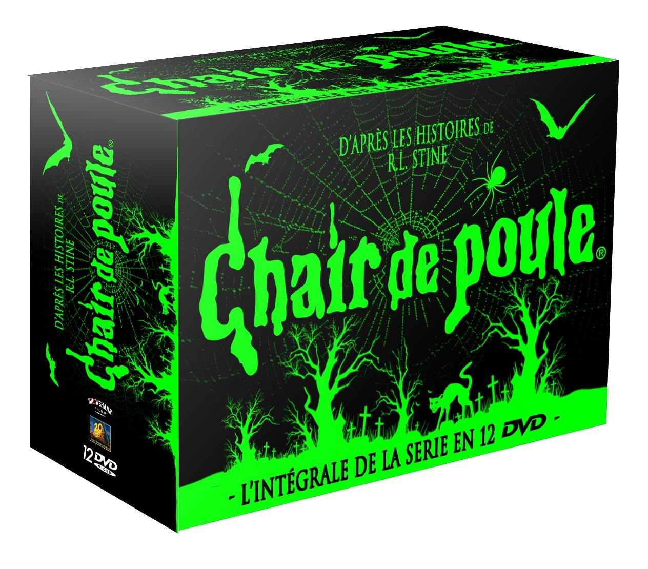 CHAIR DE POULE EDITION COLLECTOR - 12 DVD
