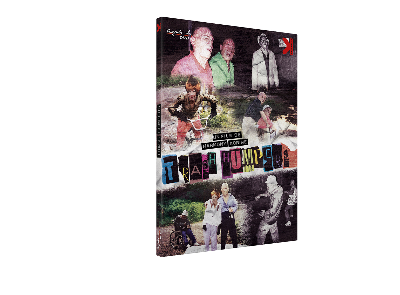 TRASH HUMPERS - DVD