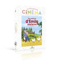 AVENTURES D'EMILE A LA FERME (LES) - DVD