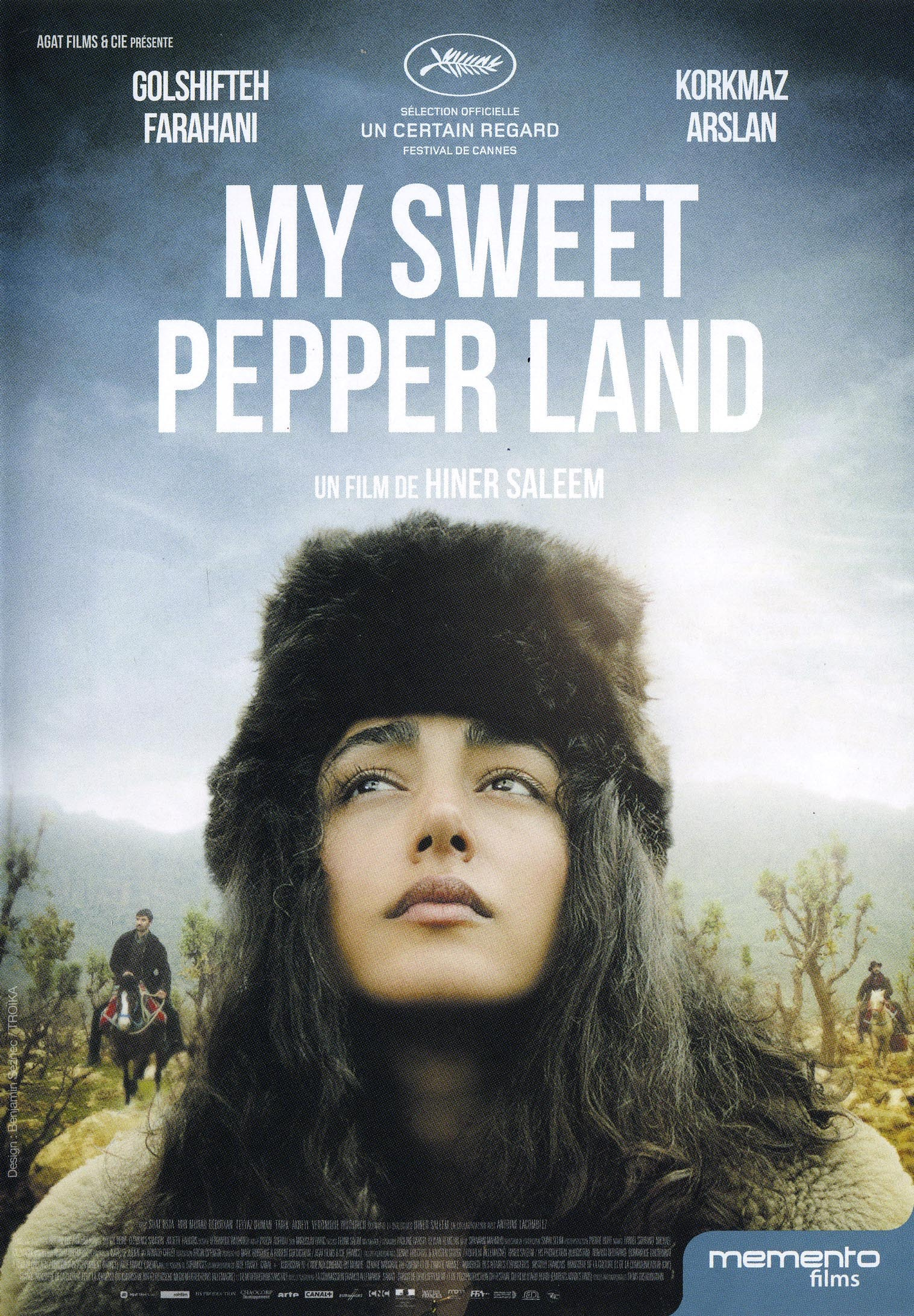 MY SWEET PEPPER LAND - EDITION SIMPLE - DVD