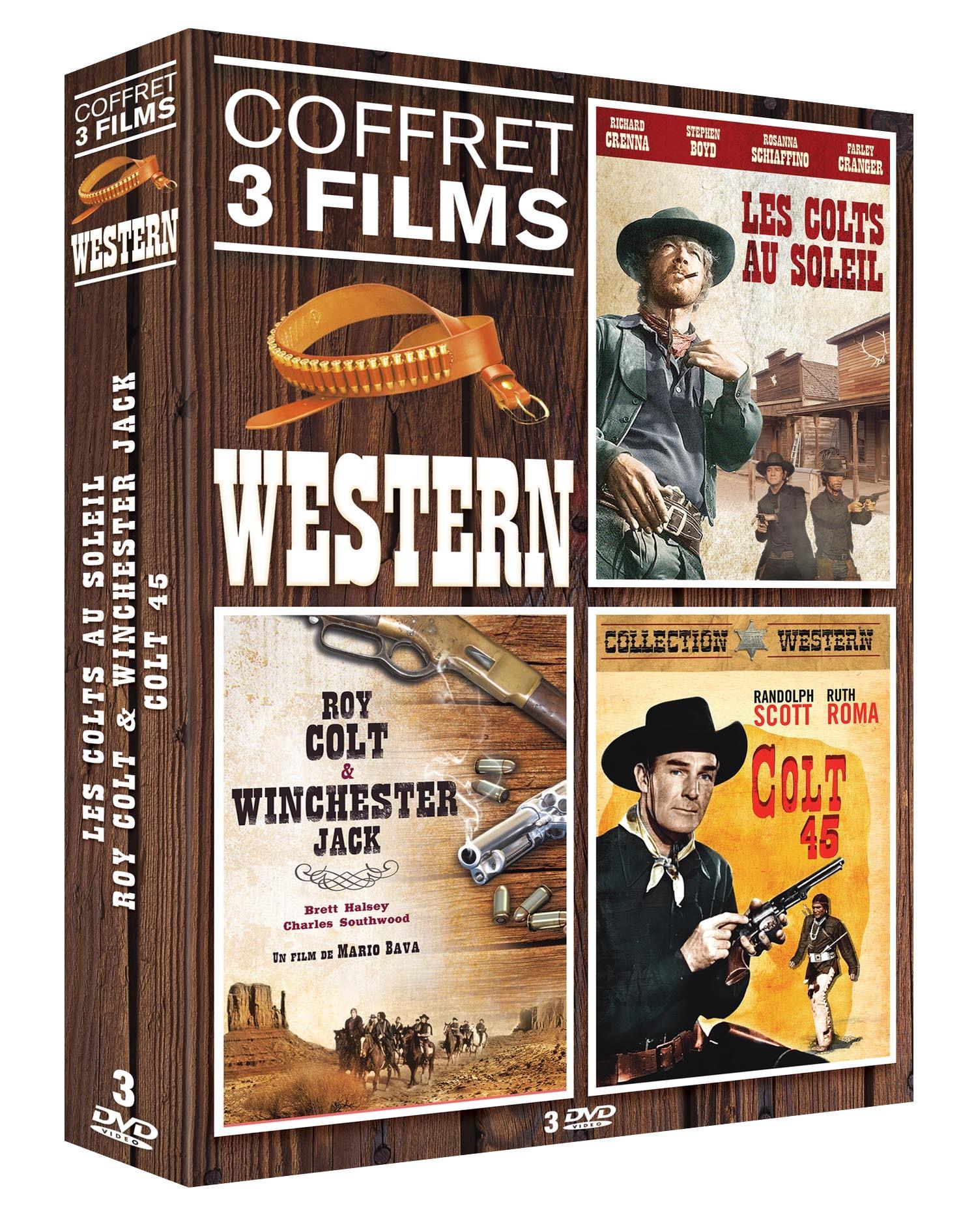 WESTERN VOL 2 - 3 DVD