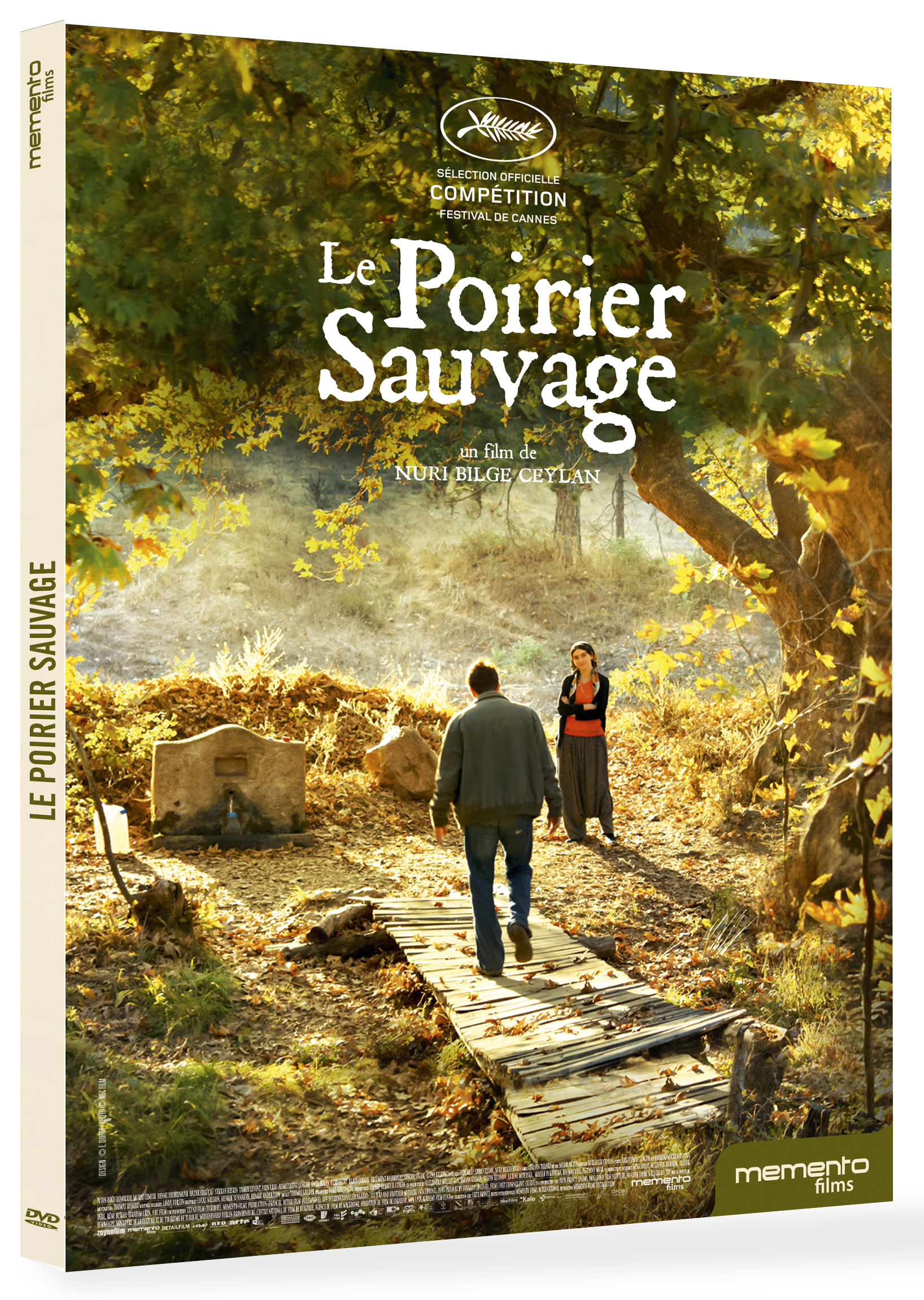 POIRIER SAUVAGE - ED SIMPLE - DVD