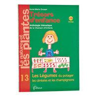LES LEGUMES - TRESORS D'ENFANCE
