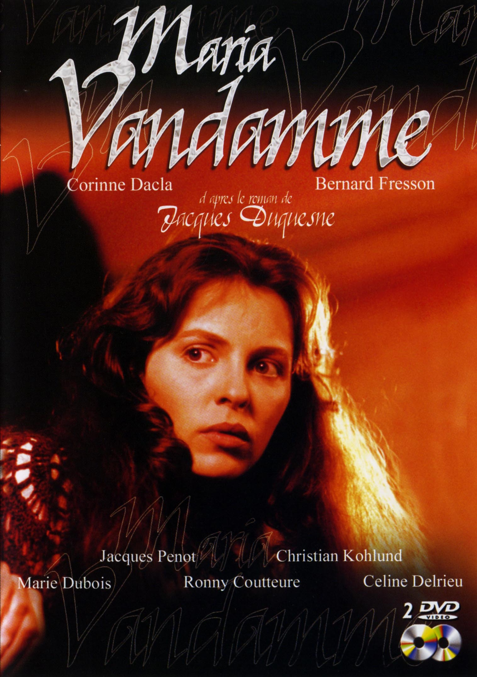 MARIA VANDAMME - 2 DVD