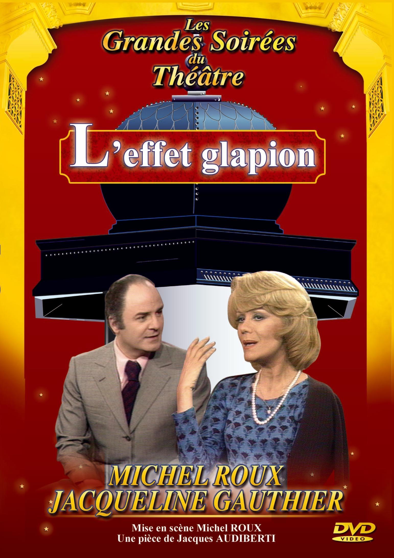 L'EFFET GLAPION - DVD
