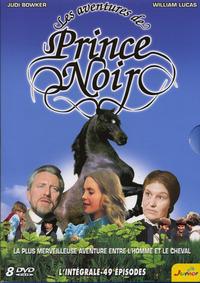 AVENTURES PRINCE NOIR - 8 DVD  L'INTEGRALE