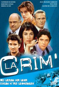 LA CRIM' VOL 1 - DVDPART DU FEU/MORT D'UN PEINTRE
