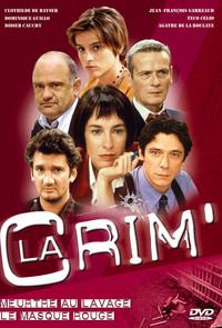 LA CRIM' VOL 5 - DVDMEURTRE AU LAVAGE/MASQUE ROUGE