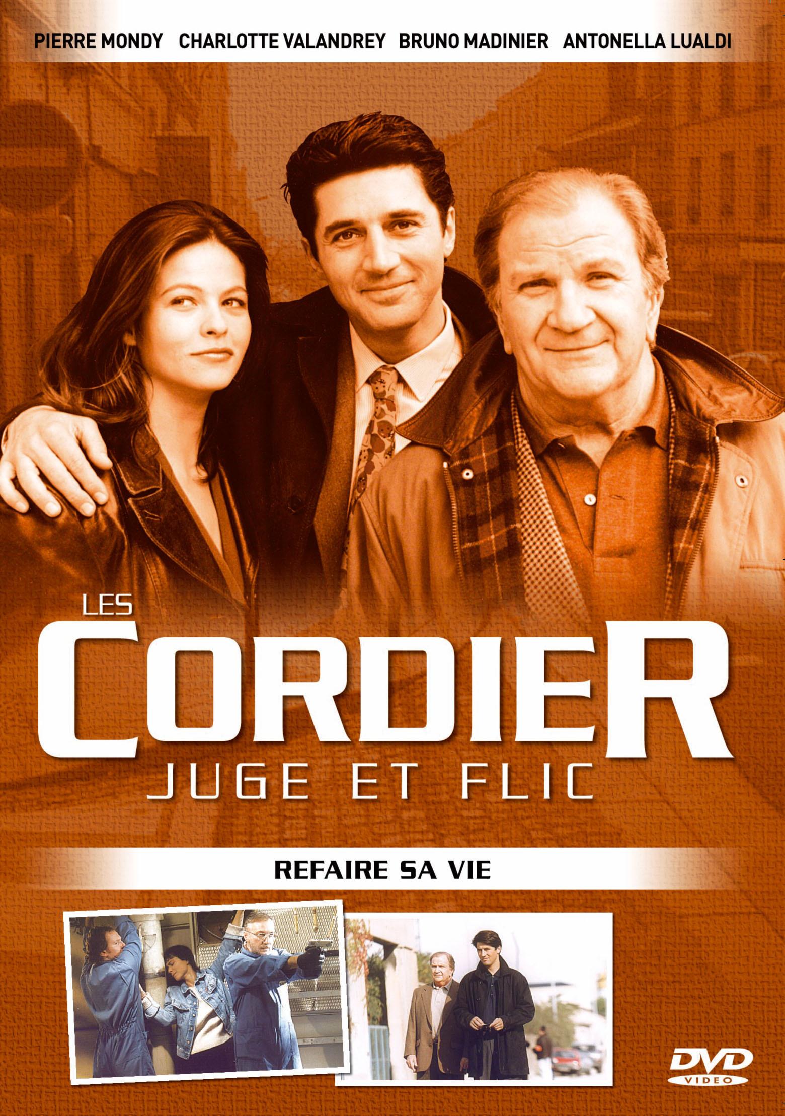 LES CORDIER VOL 14 - DVDREFAIRE SA VIE