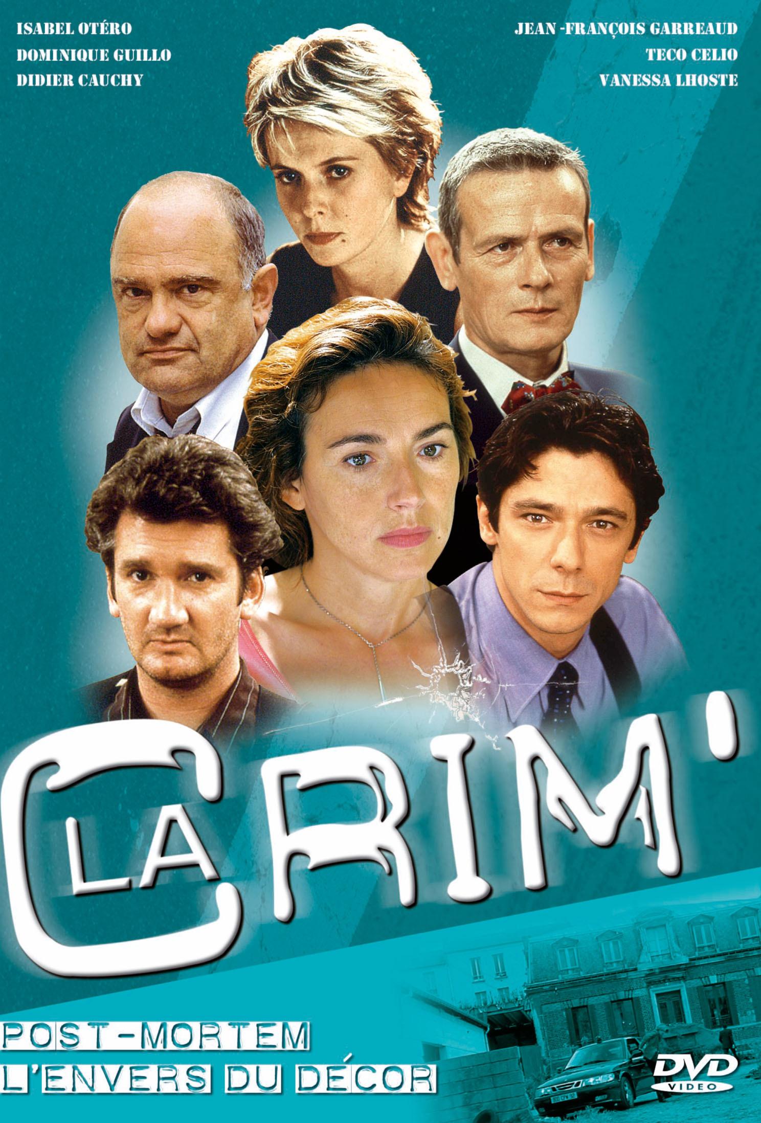 LA CRIM' VOL 15 - DVD  POST MORTEM/L'ENVERS DU DECOR