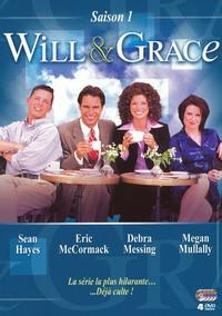 WILL & GRACE SAISON 1 - 4 DVD