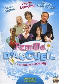 FAMILLE D'ACCUEIL VOL 1 - 4DVD