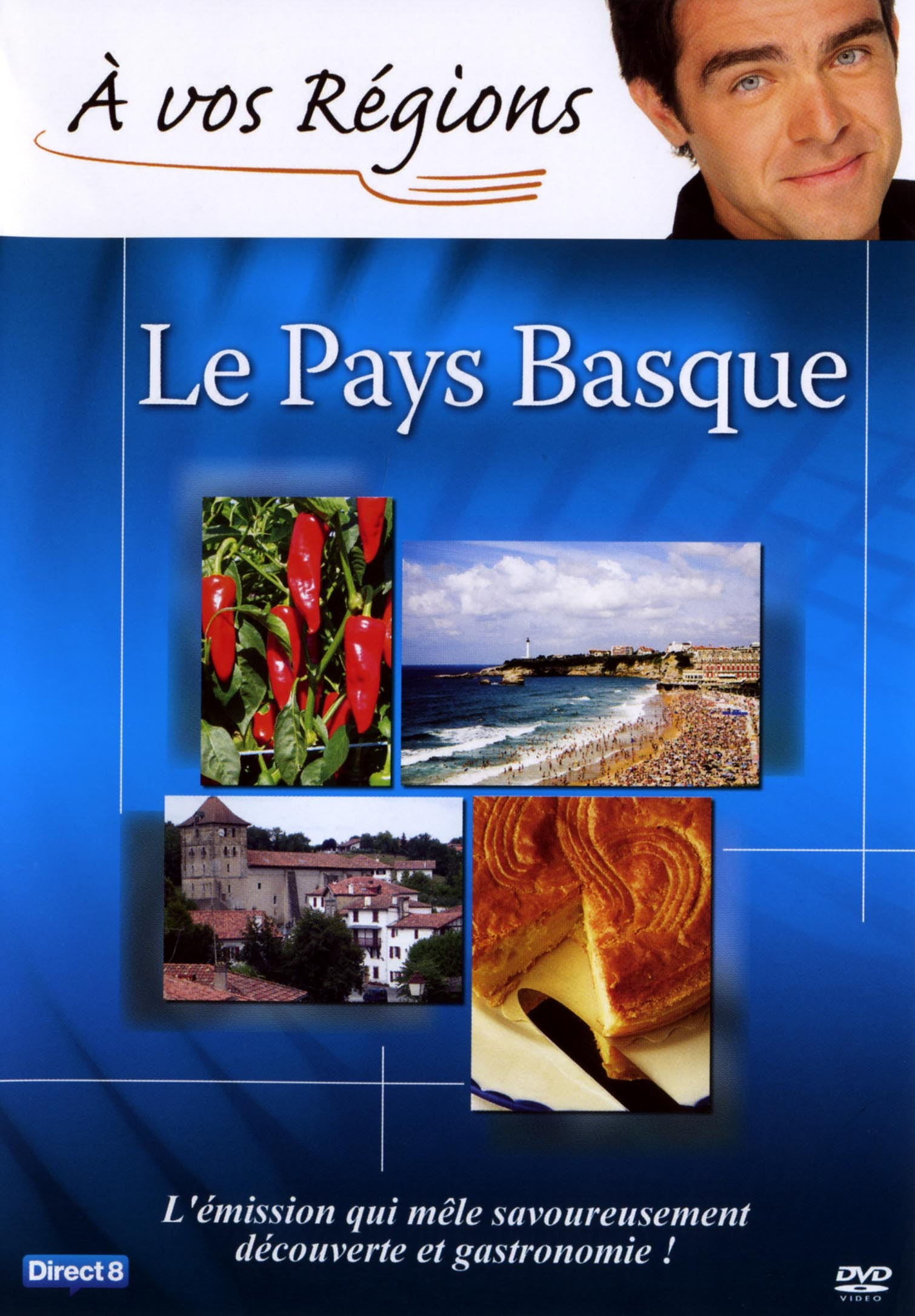 PAYS BASQUE - DVD  A VOS REGIONS