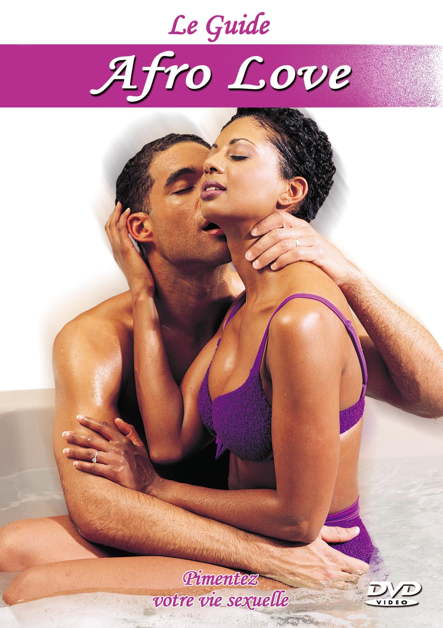 GUIDE AFRO LOVE - DVD
