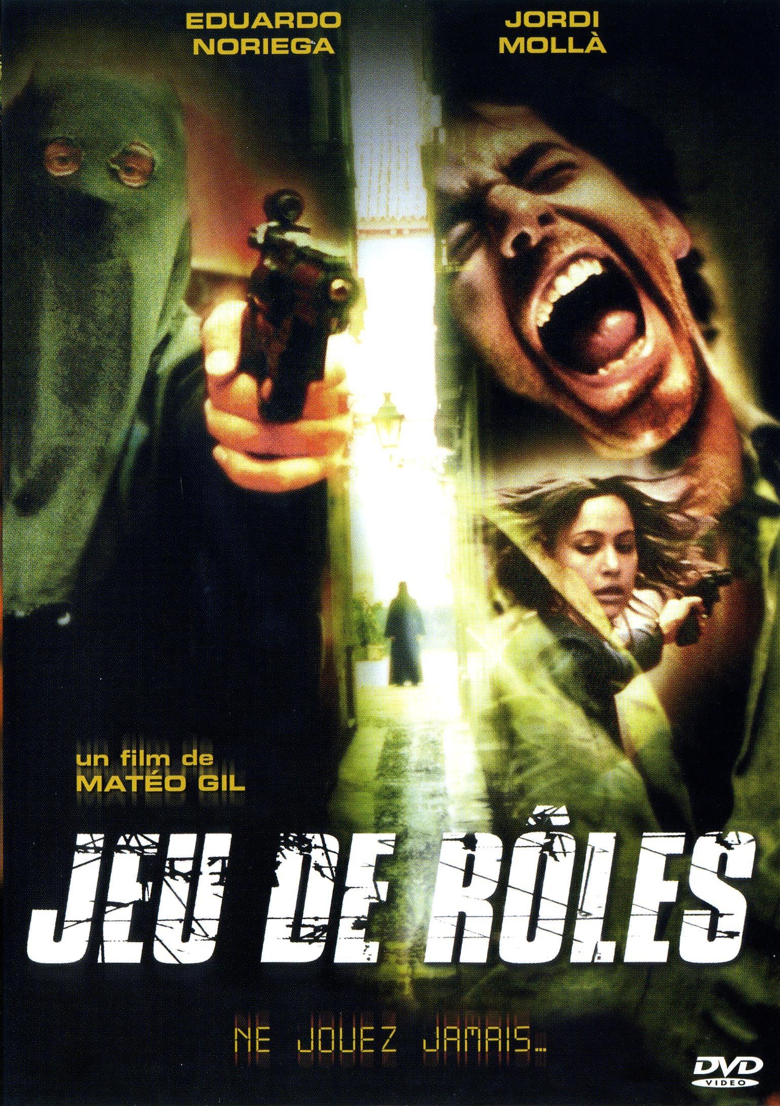 JEU DE ROLES - DVD