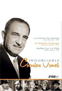 COFFRET INOUBLIABLE CHARLES VANEL - 3 DVD