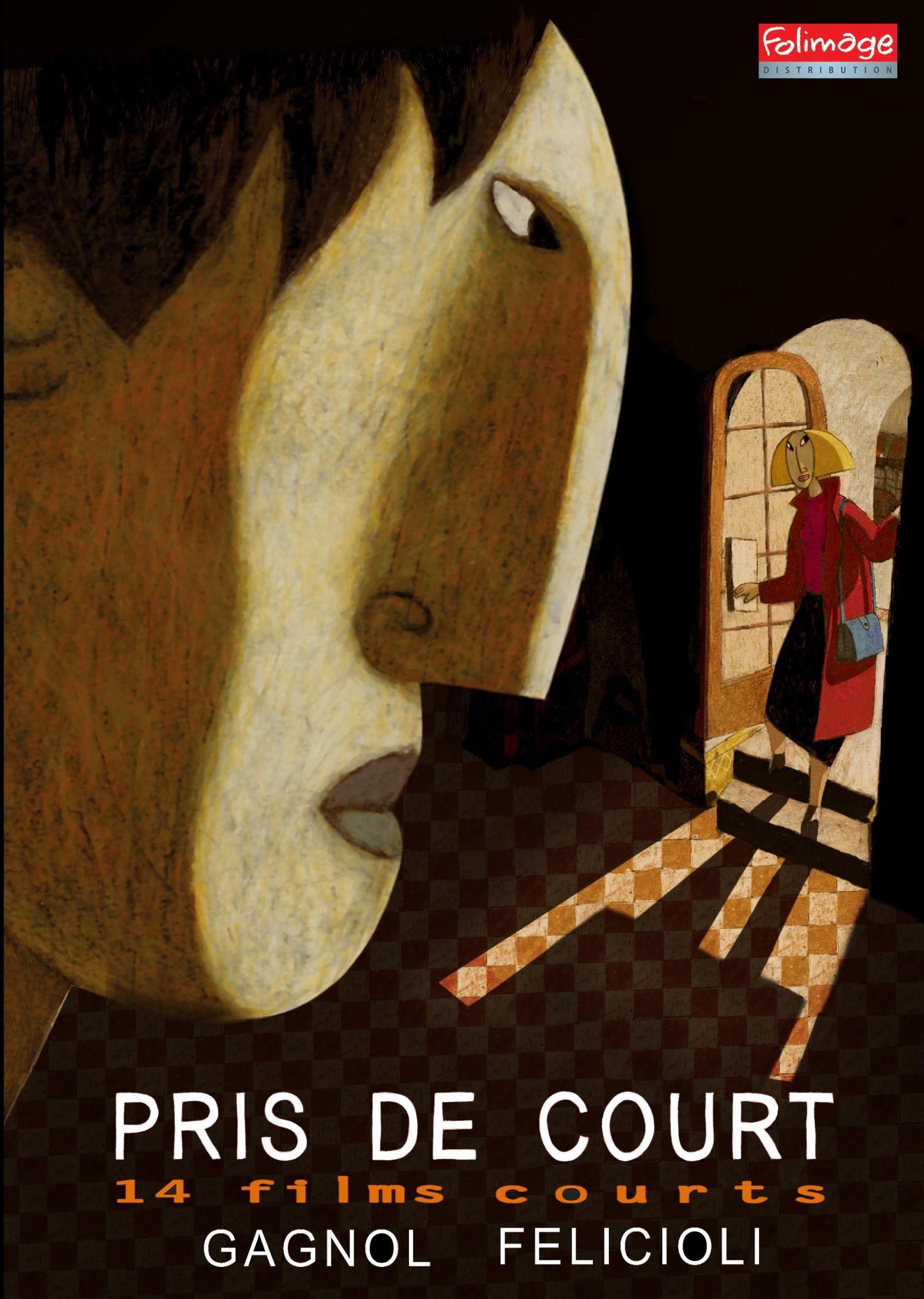 PRIS DE COURT - DVD