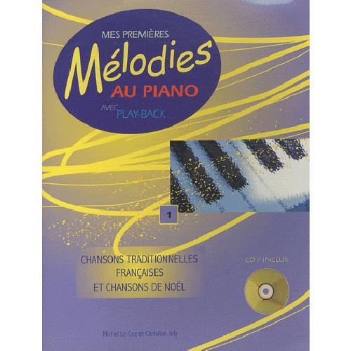 MES 1ERES MELODIES AU PIANO VOL 1