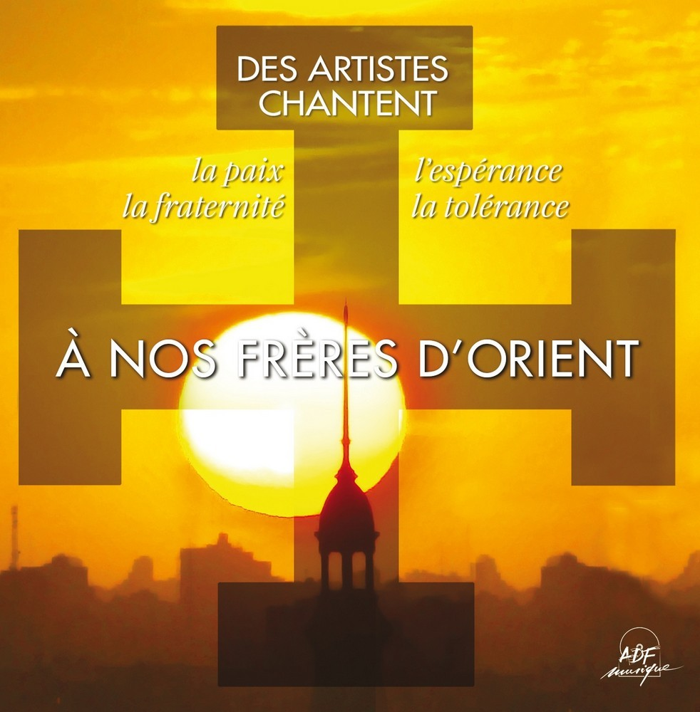 A NOS FRERES D'ORIENT SINGLE