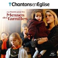 CHANTONS EN EGLISE - MESSES DES FAMILLES - CD - ED. BAYARD MUSIQUE