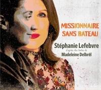 MISSIONNAIRE SANS BATEAU - AUDIO CD