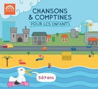 CHANSONS ET COMPTINES POUR LES ENFANTS - AUDIO