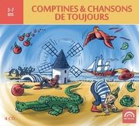 COMPTINES ET CHANSONS DE TOUJOURS
