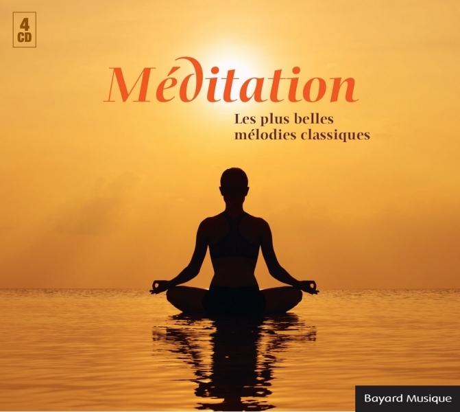 MEDITATION - LES PLUS BELLES MELODIES CLASSIQUES - AUDIO