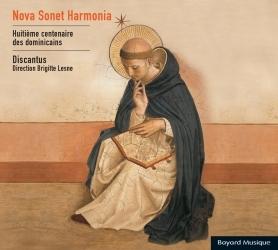 NOVA SONET HARMONIA - HUITIEME CENTENAIRE DES DOMINICAINS - AUDIO