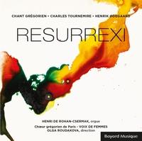 RESURREXI - AUDIO