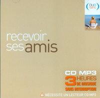 ORIGIN'S - RECEVOIR SES AMIS - CD MP3