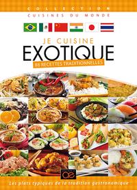 JE CUISINE EXOTIQUE - COFFRET 6 DVD