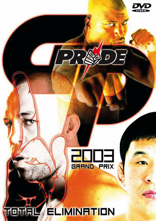 PRIDE GP - 2003 - TOTAL ELIMINATION