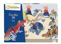 PUZZLE CIRCUS DINO - PU016C