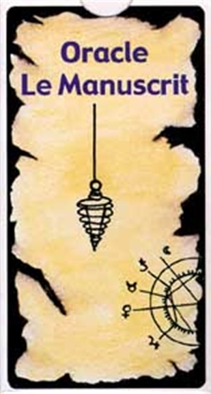 ORACLE LE MANUSCRIT DE GERARD BARBIER