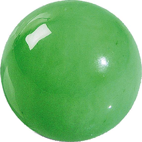 BOULE DE MASSAGE JOYA - SERPENTINE VERTE