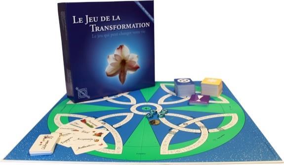 COFFRET LE JEU DE LA TRANSFORMATION